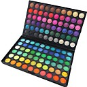 cheap Eyeshadows-120 Colors Eyeshadow Palette / Powders Eye Party Makeup Makeup Cosmetic / Matte / Shimmer