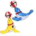 povoljno Vjetar-up Igračke-morski lav glava završiti igračke (boja slučajna)