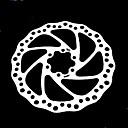 hesapli Frenler-Bisiklet Disk Frenleri Disk Fren Rotorları Dağ Bisikleti / Yol Bisikleti Bisiklet Cr-Mo