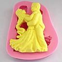 halpa Kuntoiluvälineet ja -tarvikkeet-Bakeware-työkalut Muovi Kakku kakku Muotit 1kpl