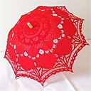 "cheap Wedding Umbrellas-Lace Wedding Daily Masquerade Beach Umbrella Umbrellas 30.7""(Approx.78cm)"