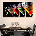 cheap Prints-Stretched Canvas Print Still Life One Panel Vertical Print Wall Decor Home Decoration