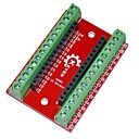 cheap Modules-KEYES  NANO IO Expansion Board Shield for Arduino