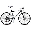billige Sykler-Landeveissykkel Sykling 21 Trinn 26 tommer (ca. 66cm) / 700CC SHIMANO TX30 Dobbel skivebremse Vanlig Helsveiset Vanlig Stål / #