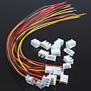 billige Koblinger & Terminaler-xh2.54-3p enkelt hoved tråd med wire terminaler (10stk)