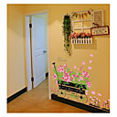 cheap Wall Stickers-Decorative Wall Stickers - Plane Wall Stickers Animals / Botanical Living Room / Bedroom / Bathroom