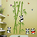 preiswerte Wand-Sticker-Tiere Menschen Stillleben Mode Botanisch Cartoon Design Wand-Sticker Flugzeug-Wand Sticker Dekorative Wand Sticker, Vinyl Haus Dekoration