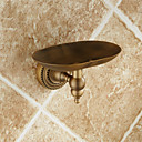cheap Soap Dishes-Soap Dishes & Holders Antique Brass 1 pc - Hotel bath