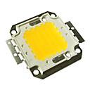 ieftine Becuri LED-jiawen® 50w 4000-4500lm 3000K alb cald condus cip (dc 30-33v)