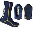 cheap Softshell, Fleece & Hiking Jackets-Slinx 3mm Neoprene Snorkeling Scuba Diving Winter Swim Seaside Socks Boots Wet Suit Protection Warming Non-slip Shoes