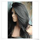 preiswerte Echthaar Perücken mit Spitze-Synthetische Perücken Natürlich gewellt Synthetische Haare Perücke Spitzenfront