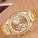 ieftine Ceasuri La Modă-yoonheel Pentru femei Ceas de Mână Ceas Casual Metal Bandă Charm / Casual / Modă Auriu / Un an / SODA AG4