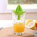billige Kjøkkenredskap-kjøkken Verktøy Plast Kreativ Kjøkken Gadget Manuell Saftpresse for Frukt 1pc