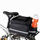tanie Stroje rowerowe-8 L Torba rowerowa na bagażni Torba na ramię Torby rowerowe na bagażnik Kompaktowy Wielofunkcyjne Torba rowerowa Płótno Torba na rower Torba rowerowa Kemping i turystyka Kolarstwo / Rower