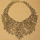 cheap Keychains-Women's Hollow Out Collar Necklace - Vintage, European, Victorian Gold, Camel Necklace Jewelry For