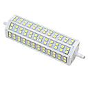 baratos Lâmpadas de LED-700-850 lm R7S Lâmpada de Embutir 72 leds SMD 5050 Branco Quente Branco Frio AC 85-265V