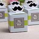 Χαμηλού Κόστους Προμήθειες Πάρτι-Baby Shower Κόμμα Μπομπονιέρες & Δώρα - Κουτιά Μποπονιέρων Ζωνάρι Χάρτινη Κάρτα Μόδα