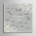 cheap Prints-Signature Frames & Platters Paper Garden Theme / Wedding With Pattern Wedding Accessories
