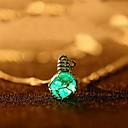 preiswerte Modische Halsketten-Kristall Anhängerketten - Krystall Modisch Handgemacht Modische Halsketten Schmuck Für Alltag, Normal