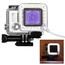 cheap Accessories For GoPro-Protective Case USB / LED For Action Camera Gopro 6 / Gopro 5 / Gopro 4 Plastic / Gopro 3 / Gopro 3+ / Gopro 3/2/1