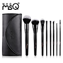 cheap Necklaces-Professional Makeup Brushes Makeup Brush Set 8pcs Travel Eco-friendly Synthetic Synthetic Hair / Artificial Fibre Brush Makeup Brushes for Makeup Brush Set
