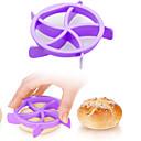 preiswerte Kuchenbackformen-Backwerkzeuge Kunststoff Kuchen Kuchenformen 1pc