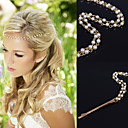 cheap Party Headpieces-Crystal / Fabric / Alloy Tiaras / Hair Clip / Head Chain 1 Wedding / Special Occasion / Party / Evening Headpiece / Hair Pin