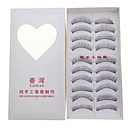cheap Eyelashes-Others Extended Lifted lashes Volumized Eye Classic High Quality Daily