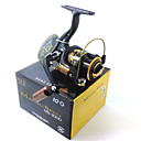 cheap Fishing Reels-Fishing Reel Spinning Reel 5.1:1 Gear Ratio+10 Ball Bearings Hand Orientation Exchangable Bait Casting Ice Fishing Spinning Freshwater