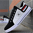 cheap Men's & Women's Halloween Costumes-Men's Shoes Leatherette Fall Vulcanized Shoes Comfort for Casual White Red Yellow
