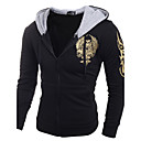 cheap Earrings-Men's Sports Long Sleeve Hoodie Print Hooded