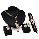 cheap Costume Wigs-Women's Others Jewelry Set Rings / Earrings / Necklace - Regular For Wedding / Party / Special Occasion