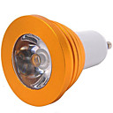 hesapli LED Ampuller-YWXLIGHT® 300 lm E14 GU10 E26/E27 LED Spot Işıkları MR16 1 led Yüksek Güçlü LED Kısılabilir Uzaktan Kumandalı RGB AC 85-265V