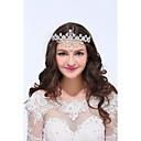 povoljno Party pokrivala za glavu-srebrna srebrna legura s glavnim dijelom klasičnog ženskog stila