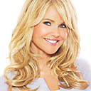 cheap Wall Stickers-Human Hair Capless Wigs Human Hair Wavy Capless Wig