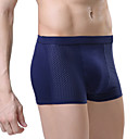 cheap Cookie Tools-Men's Boxer Briefs Solid Colored Mid Waist