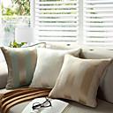preiswerte Kissen Sets-Stück Baumwolle Polyester Kissen mit Füllung, Gestreift Freizeit Akzent dekorativen Landhaus Stil Traditionell Traditionell-Klassisch