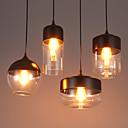 baratos Luzes Pingente-Luzes Pingente Luz Descendente - LED, 220-240V, Branco, Lâmpada Não Incluída / 5-10㎡