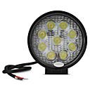 preiswerte Andere-Auto Leuchtbirnen 2090 lm 9 LED Arbeitsscheinwerfer For Universal