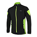 cheap Cycling Jackets-Arsuxeo Men's Cycling Jacket Bike Jacket / Jersey / Top Thermal / Warm, Windproof, Anatomic Design Patchwork, Classic Polyester, Spandex,