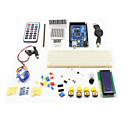 baratos Microscópios & Endoscópios-mega-2560 R3 starter kit básico para arduino