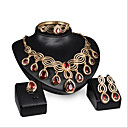cheap Jewelry Sets-Women's Others Jewelry Set Rings / Earrings / Necklace - Regular For Wedding / Party / Special Occasion