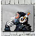 levne ruměnec-Reprodukce maleb na plátně Zvířata Jeden panel Horizontální Wall Decor Home dekorace