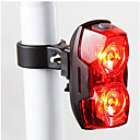 cheap Necklaces-Rear Bike Light / Safety Light / Tail Light LED Bike Light - Cycling Waterproof, LED Light, Easy Carrying AAA 400 lm Battery Cycling / Bike / Multiple Modes
