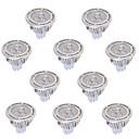 baratos Lâmpadas LED de Foco-YWXLIGHT® 450 lm GU5.3(MR16) Lâmpadas de Foco de LED MR16 3 leds COB Decorativa Branco Quente Branco Frio AC 12V DC 12V AC 85-265V