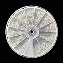 cheap Nail Glitter-1 pcs Pearls / Nail Jewelry / Glitter & Poudre Punk / Fashion Daily Nail Art Design