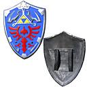 billige Anime Cosplay Tilbehør-Våpen Inspirert av The Legend of Zelda Cosplay Anime Cosplay-tilbehør Våpen PVC / ABS Herre ny / Varmt Halloween-kostymer