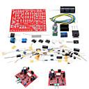 billige Sensorer-0-30v 2mA - 3a justerbar dc regulert strømforsyning DIY kit kortslutningsstrøm beskyttelse begrensende