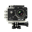 "billige Actionkamera til sport-SJCAM SJ5000 WiFi Action Kamera / Sportskamera 14MP 4000 x 3000 Wifi Vandtæt 4X ± 2 EV 2"" CMOS 32GB H.264 Engelsk Fransk Tysk Spansk"