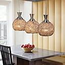 billige Vedhæng Lys-Globe Vedhæng Lys Ned Lys - LED Pære Inkluderet / 10-15㎡ / E26 / E27